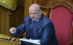 Александр Турчинов © РИА Новости, Евгений Котенко