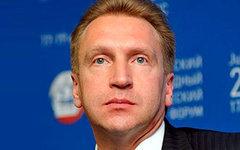 Игорь Шувалов. Фото с сайта er.ru