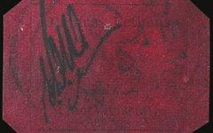 Марка «Британская розовая Гвиана». Фото с сайта sothebys.com