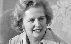 Маргарет Тэтчер. Фото Marion S. Trikosko с сайта wikimedia.org