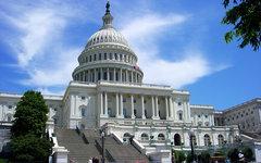 Здание Конгресса США. Фото Kmccoy с сайта wikimedia.org