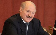 Александр Лукашнко. Фото с сайта president.gov.by