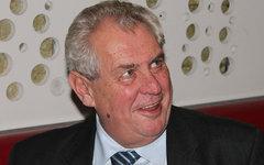 Милош Земан. Фото Draceane с сайта wikimedia.org