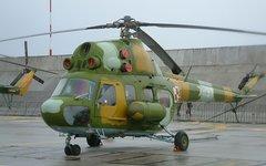 Ми-2. Фото с сайта wikipedia.org