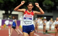 Елена Лашманова. Фото с сайта rusathletics.com