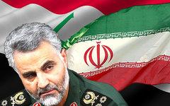 Генерал Касем Сулеймани. Коллаж © KM.RU