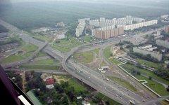 Участок Ярославского шоссе. Фото с сайта wikipedia.org