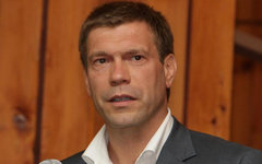 Олег Царев. Фото с сайта tsarov.com.ua
