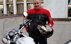 Дмитрий Рогозин. Фото с личной страницы в Twitter