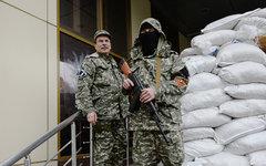 Донецкие ополченцы © РИА Новости, Максим Блинов