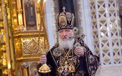 Патриарх Московский и всея Руси Кирилл © KM.RU, Кирилл Зыков