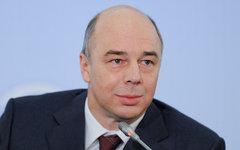 Антон Силуанов. Фото с сайта minfin.ru
