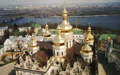 Киево-Печерская лавра. Фото Slawojar с сайта wikimedia.org