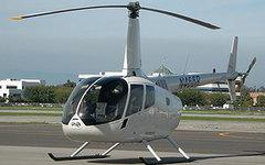 Robinson R66. Фото с сайта wikipedia.org