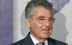 Хайнц Фишер. Фото с сайта wikipedia.org