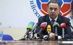 Виталий Мутко. Фото с сайта rfs.ru