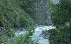 Река Аварское койсу. Фото ArgoDag с сайта wikimedia.org
