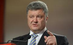 Петр Порошенко © РИА Новости,Михаил Воскресенский