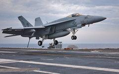F/A-18E Super Hornet. Фото с сайта navy.mil