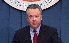 Александр Лукашевич. Фото с сайта mid.ru