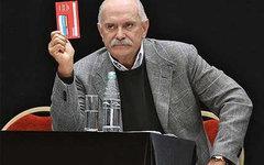 Никита Михалков. Фото с сайта nmihalkov.ru