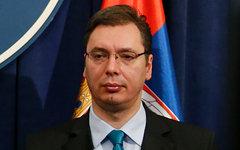 Александр Вучич. Фото пользователя Flickr Österreichisches Außenministerium