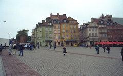 Варшава. Фото пользователя Flickr Henri Sivonen
