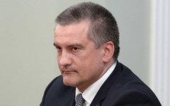 Сергей Аксенов. Фото с сайта kremlin.ru