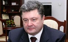 Петр Порошенко. Фото Michał Józefaciuk с сайта senat.gov.pl