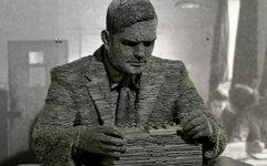 Скульптура Алана Тьюринга. Фото пользователя Fliсkr Duane Wessels