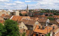 Загреб. Фото Ewa Dryjanska с сайта wikimedia.org