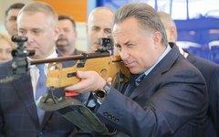 Виталий Мутко. Фото с сайта minsport.gov.ru