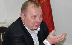 Николай Паршин. Фото с сайта kprf.ru