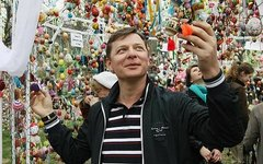 Олег Ляшко. Фото с личной страницы «ВКонтакте»