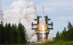 Запуск «Ангары-1.2ПП» 9 июля. Фото пресс-службы Минобороны РФ