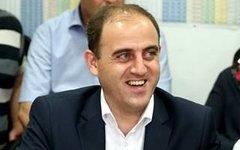 Давид Нармания. Фото со страницы И.Гарибашвили в Facebook