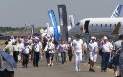 Авиасалон «Фарнборо». Фото с сайта wikipedia.org