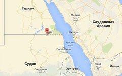 Бир-Тавиль. Изображение сервиса googlemaps