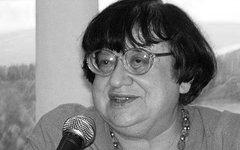 Валерия Новодворская. Фото Дмитрия Рожкова с сайта wikimedia.org