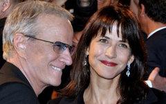 Кристофер Ламберт и Софи Марсо. Фото Georges Biard с сайта wikimedia.org