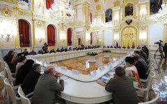 Заседание СПЧ © РИА Новости, Алексей Никольский