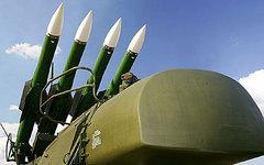 ЗРК «Бук». Фото с сайта mil.ru