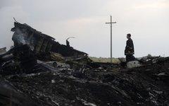 На месте крушения малайзийского самолета © РИА Новости, Михаил Воскресенский