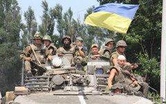 Украинские военные. Фото с сайта mil.gov.ua