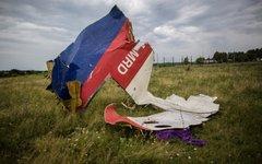 Обломки лайнера Boeing 777. © РИА Новости, Андрей Стенин