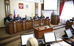 Пресс-служба Думы Ставропольского края