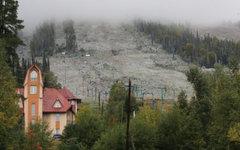 Туристско-рекреационныйцентр «Шерегеш».Фото с сайта sheregesh.su