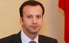 Аркадий Дворкович. Фото Jürg Vollmer с сайта wikimedia.org