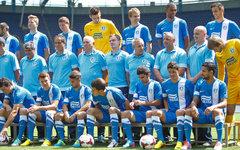 Футболисты «Днепра». Фото с сайта fcdnipro.ua