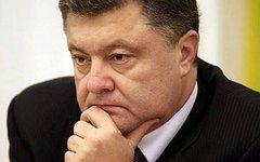 Петр Порошенко. Фото из Facebook администрации президента